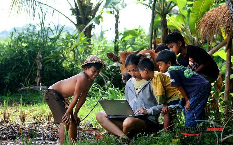 Internet di Desa