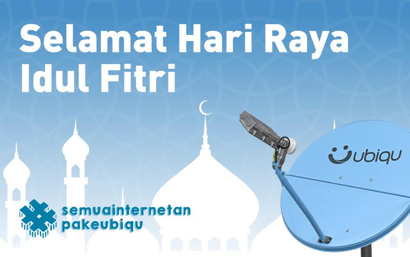 Salam Idul Fitri dari Kami