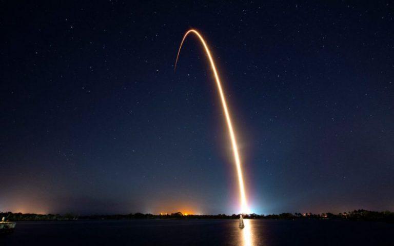 nsatu launch by spacex