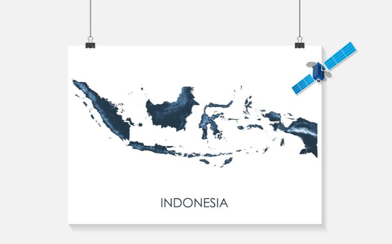 INDONESIA DAN SATELIT