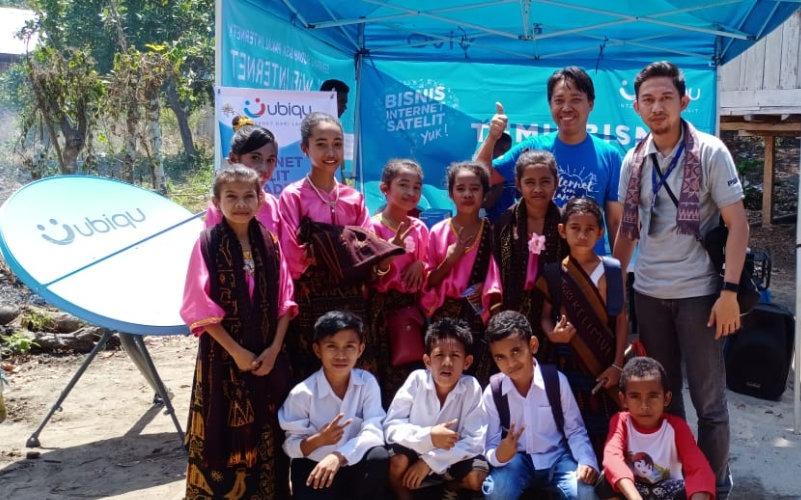 UBIQU siap melayani akses Internet di Nusa Tenggara Timur
