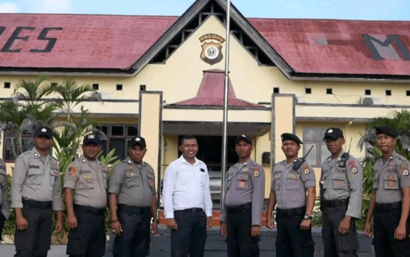 UBIQU Membuka Akses Internet dan Komunikasi di Polres Maluku Tenggara Barat