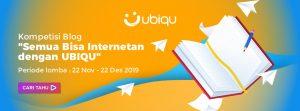 ubiqu blog contest