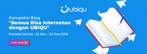 kompetisi blog ubiqu