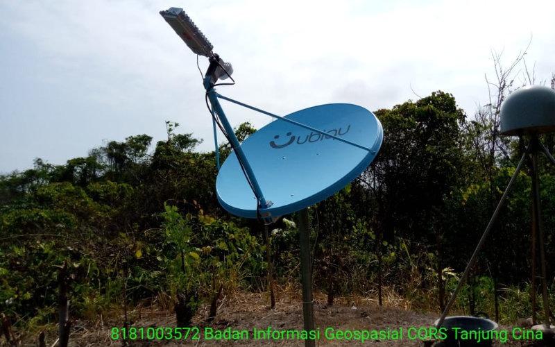 Badan Informasi Geospasial (BIG) menggunakan UBIQU untuk stasiun pemantauan