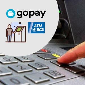 Cara Tarik Tunai Saldo GoPay di ATM BCA Tanpa Kartu ATM